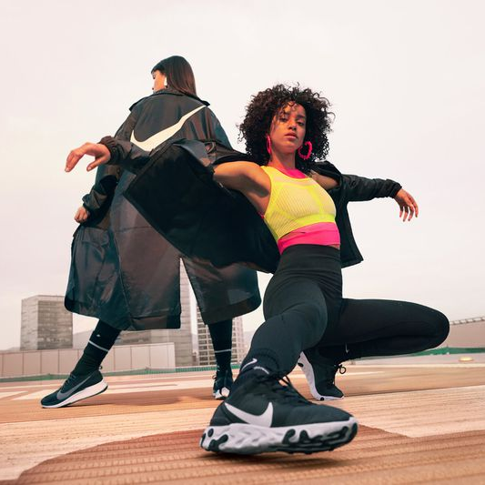 Nike's first quarter digital sales up by 82%