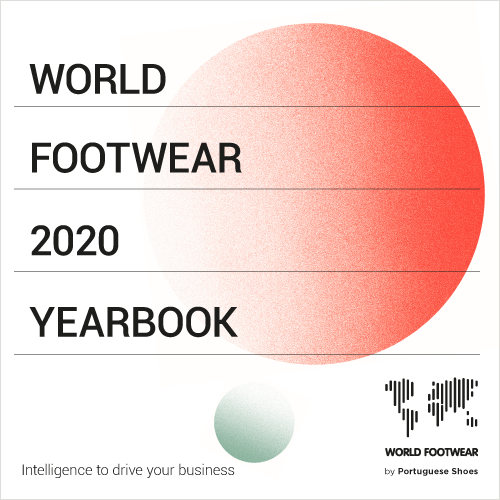 Textile footwear represents one third of all traded footwear
