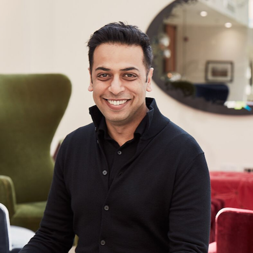 Pentland Brands promotes Chirag Patel to CEO and makes executive team changes