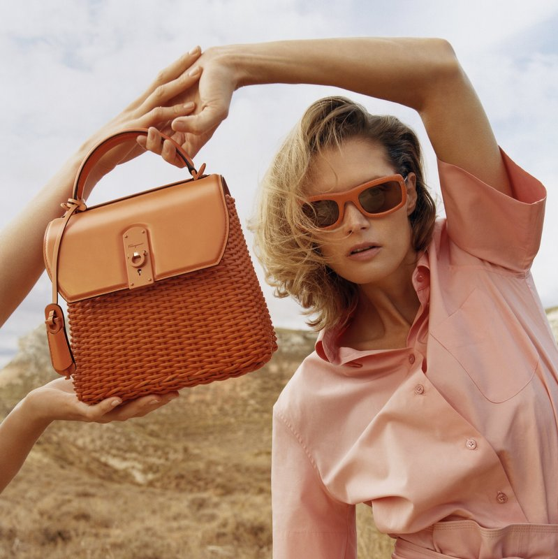 Ferragamo with declining revenue