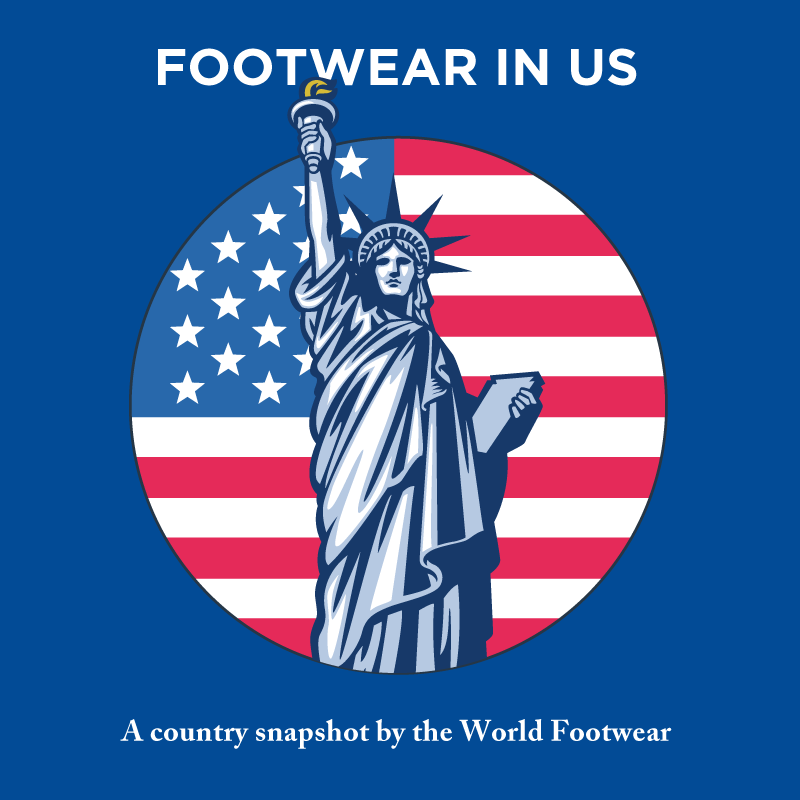 Footwear in the US - A country snapshot