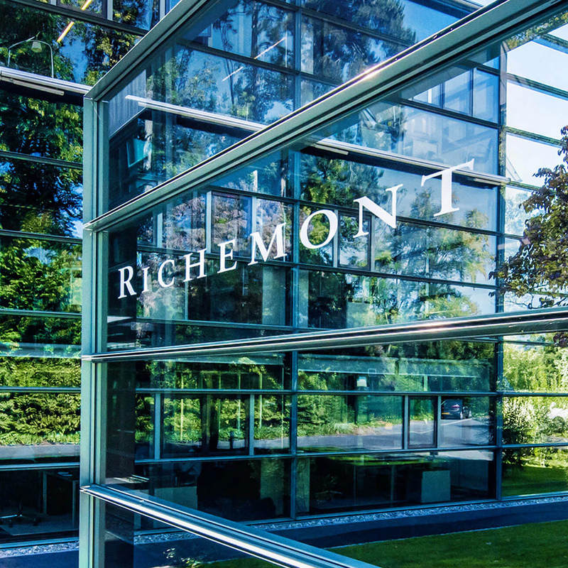 Richemont with two-digit sales drop