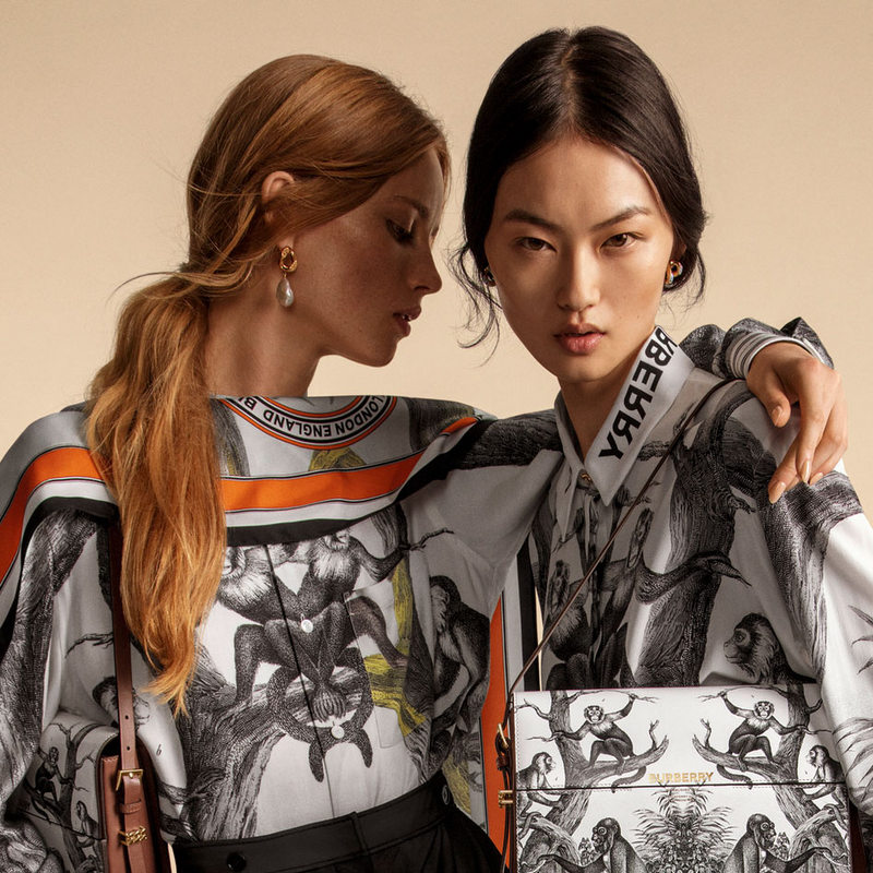 Burberry: sales decline by 27% in the last quarter