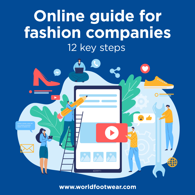 Online Guide for Fashion Companies