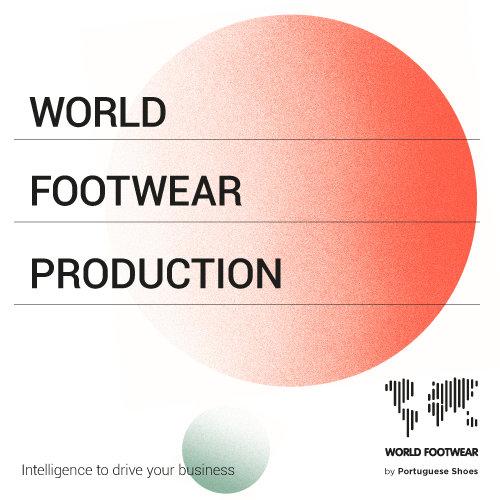 Footwear production with new record of 24.3 billion pairs