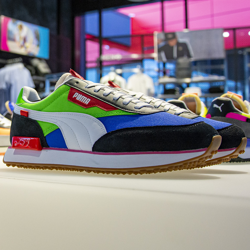 Puma focuses on survival and recovery