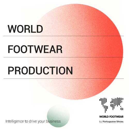 Footwear production increased by 21.2% over the last decade