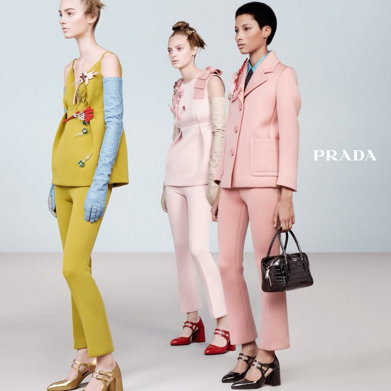 Prada with recovery in December to 2019 levels