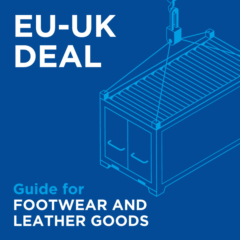EU-UK Deal: Guide for Footwear and Leather Goods