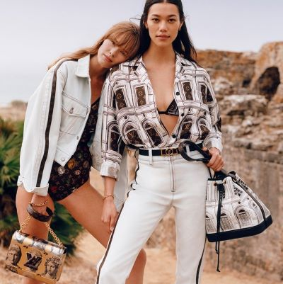 LVMH reports continued growth