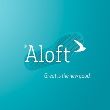 Aloft focus on sustainable soles for technical footwear