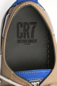 Nike Air Force 1 Low Gold Patch Cristiano Ronaldo CR7 .