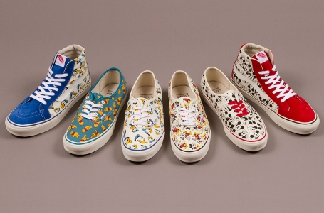 25440fdd7997e2 The Disney x Vans 2015 summer Young at Heart collection will be released in  Vans retailers and select stores worldwide this June.