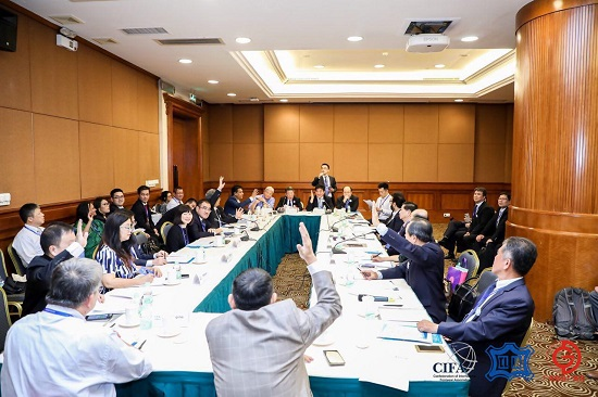 Footwear industry gathered in Guangzhou -